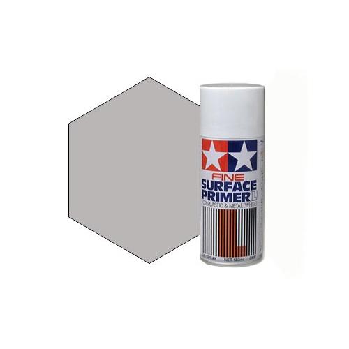 Tamiya Tamiya Surface Primer Light Gray, 180 мл Грунт в аэрозоли Светло-Серый, 87044___11111.jpg