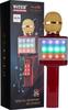 Беспроводной караоке микрофон Wster WS-1828 (Красный)