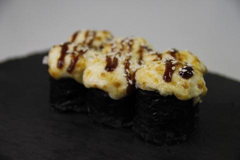 Мини-ролл Cheese Hot лосось