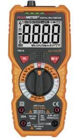 Цифровой мультиметр PM18