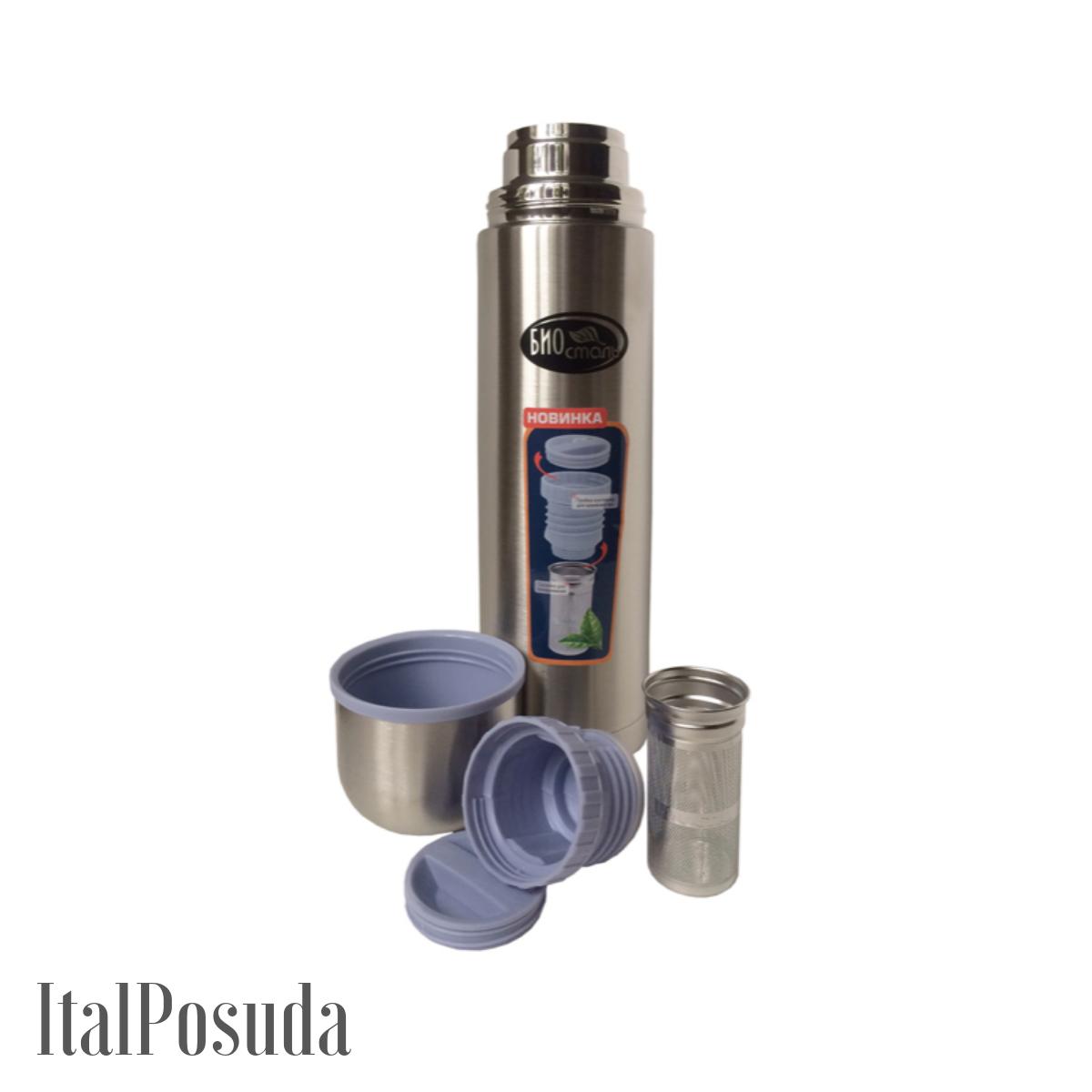 Термос Biostal NB-1000Z / 1,0 литр