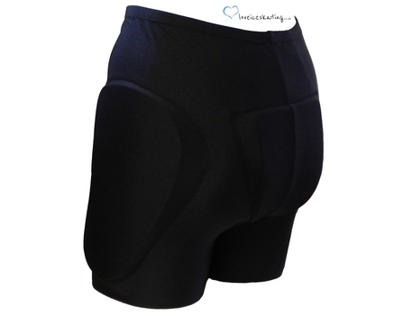 Защитные шорты для фигуристов