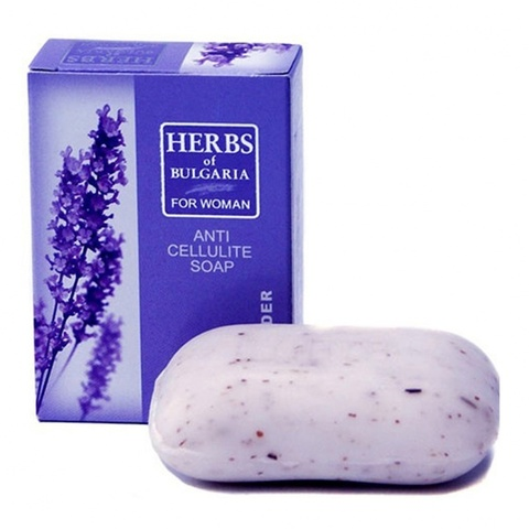 Антицеллюлитное мыло для женщин Lavender, 100 гр.