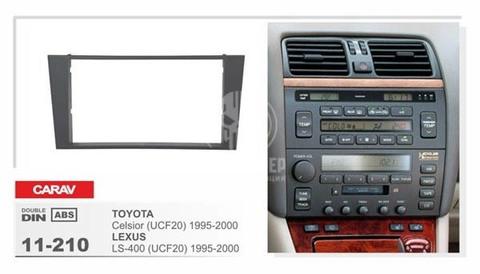 Рамка переходная Carav Toyota Celsior/Lexus LS-400