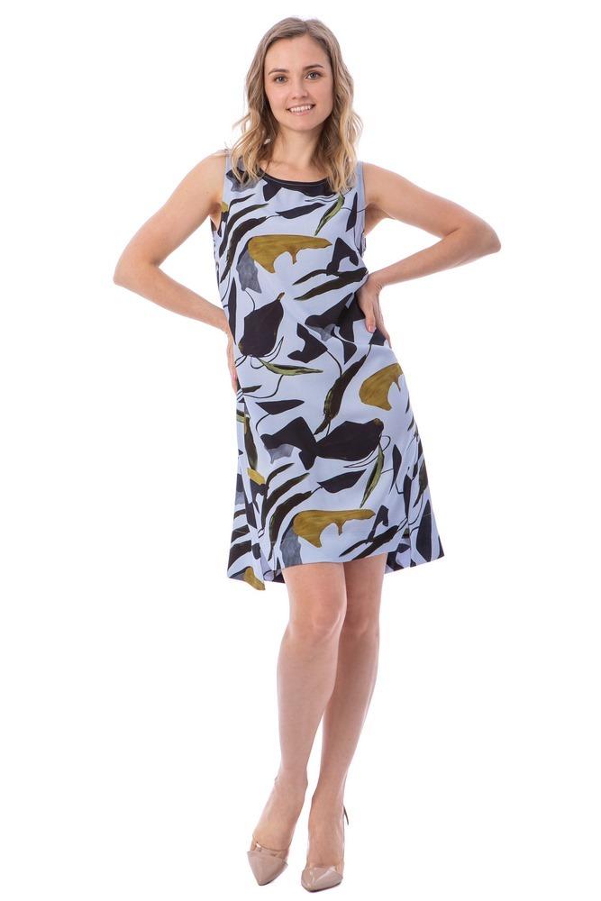 """Летние платья с коротким рукавом L1.183.2-1S23 Платье """"Мари"""" import_files_68_68879cf5c50f11eb80ed0050569c68c2_62c22aa1c51211eb80ed0050569c68c2.jpg"""