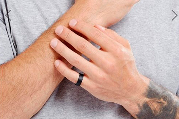 Магнитное кольцо для фокусов