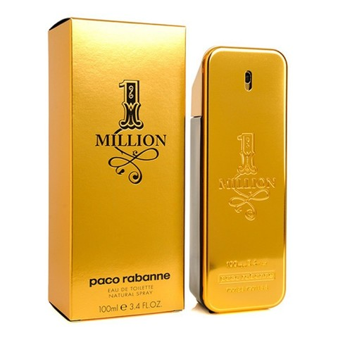 Million Paco Rabanne 100ml, Edt