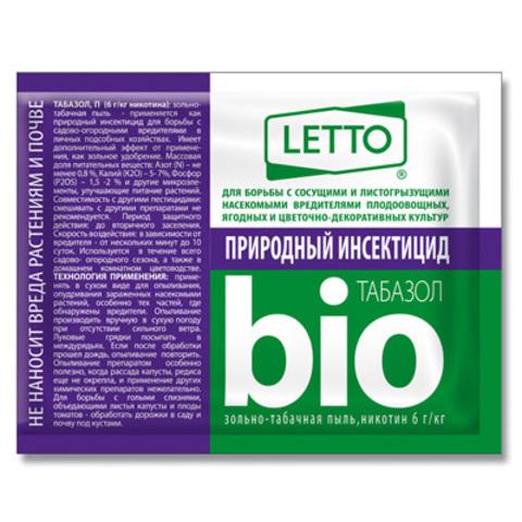 Табазол ЛЕТТО 0.5 кг