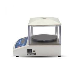 Весы лабораторные/аналитические Mertech M-ER 122АCFJR-600.01 Accurate, LCD, АКБ, 600гр, 0,01гр, Ø123 мм, с поверкой, высокоточные