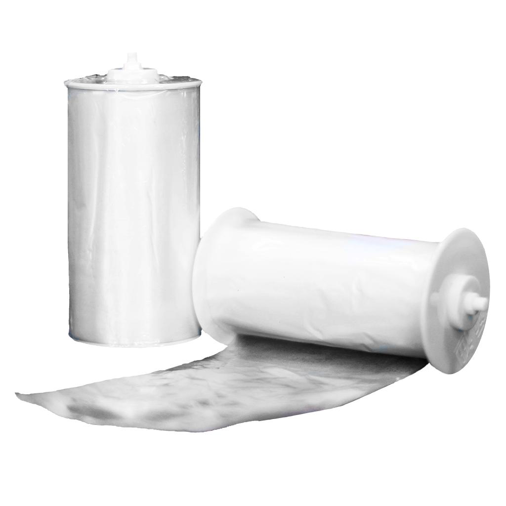 Рулон с одноразовым покрытием для сиденья унитаза Clean Touch (65 покрытий)