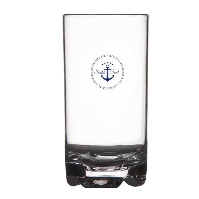 BEVERAGE GLASS SAILOR SOUL 6 UN