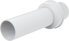 Труба с обрамлением Ø50, арт. P047 AlcaPlast фото