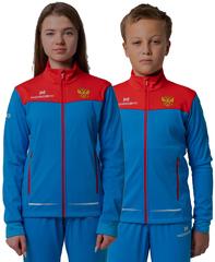 Детская Утеплённая Элитная Лыжная куртка Nordski Jr.Pro Rus