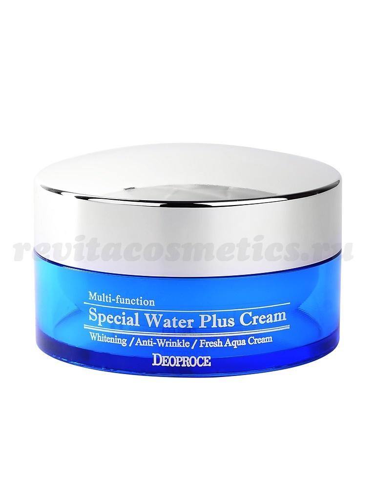 Deoproce Крем для лица увлажняющий SPECIAL WATER PLUS CREAM 100g i26174_1484335710_5.jpg