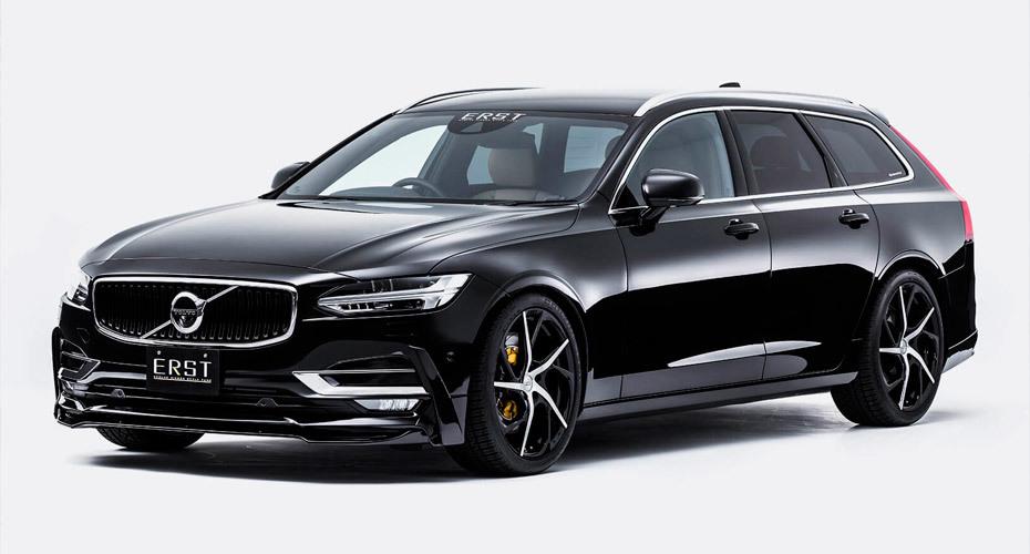 Обвес ERST для Volvo V90 2016+