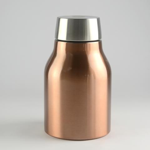Кофеварка портативная Asobu Cold Brew (1 литр), медная