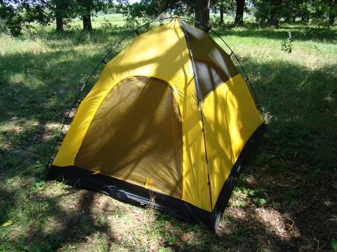 Внутренняя палатка Canadian Camper Rino 2, цвет forest.