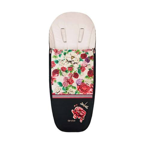 Теплый конверт в коляску Cybex Priam Footmuff Spring Blossom Light