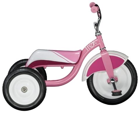 Trek Trikester (2015) розовый с белым