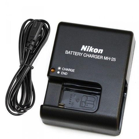 Зарядное устройство Nikon MH-25 ДЛЯ EN-EL15 /D600  D610  D7000  D7100  D750  D800  D800e  Nikon 1V1