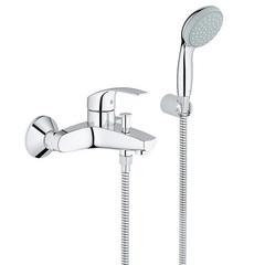 Смеситель для ванны с душевым набором Grohe  3330220A фото