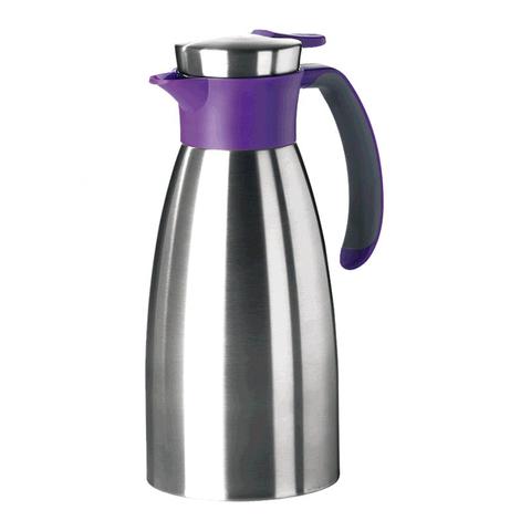 Термос-чайник Emsa Soft Grip (1,5 литра), ежевичный