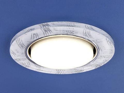 Elektrostandard Светильник 1062 GX53 белый/серебро