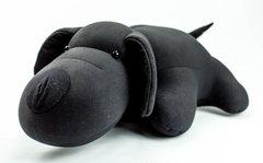 Мягкая игрушка-подушка Gekoko «Мохнатый Патрик Черный» 1