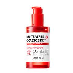 Серум для чувствительной и проблемной кожи SOME BY MI Red Teatree Cicassoside Derma Solution Serum 50ml