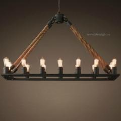 люстра Rope filament 8109–D16