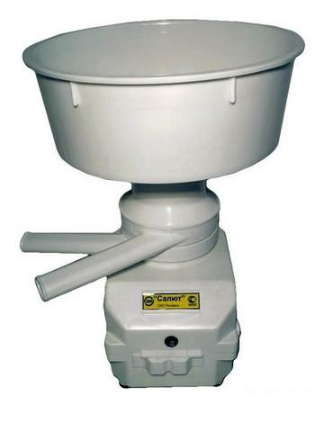 Сепаратор для молока Салют Пензмаш, электрический, фото