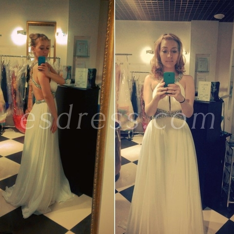 Мария в платье Jovani 7506