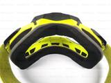Кроссовые мотоочки NENKI, жёлтые