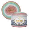 Пряжа Nako Angora Luks Color 81919