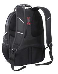 Рюкзак городской Wenger ScanSmart IV черный/красный 29 л