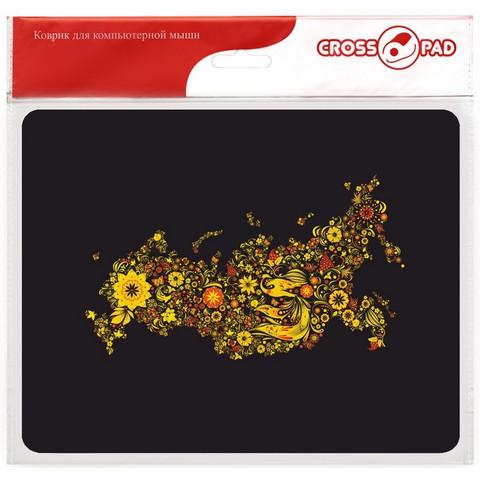Коврик для мыши Cross Pad CPO042 черный