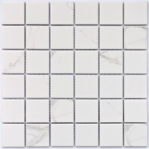 Мозаика керамическая Calacatta-48