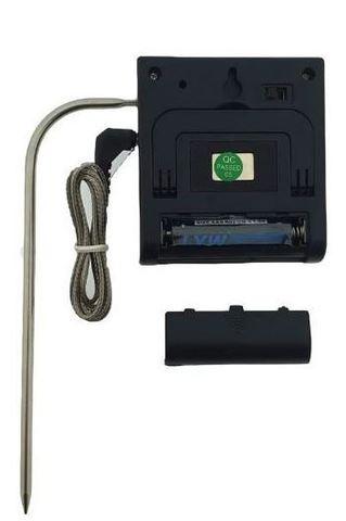 Цифровой термометр с выносным датчиком серый Digital Cooking TP-700