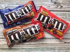 Шоколадное драже M&M's Peanut butter c арахисовым маслом 80 гр