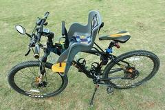 Установка велокресла