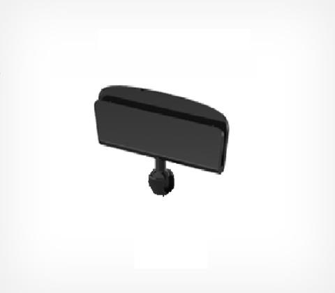 CARDHOLDER-VL 50 мм для шарнирных ценникодержателей, черный