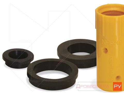 Уплотнитель резиновый для соплодержателя NHP-2