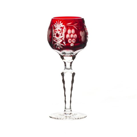 Рюмка для ликера Liquor, 60 мл, артикул 1/darkruby/64575. Серия Grape
