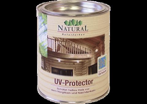 NATURAL UV PROTECTOR/НАТУРАЛ УФ ПРОТЕКТОР УФ-защитное масло