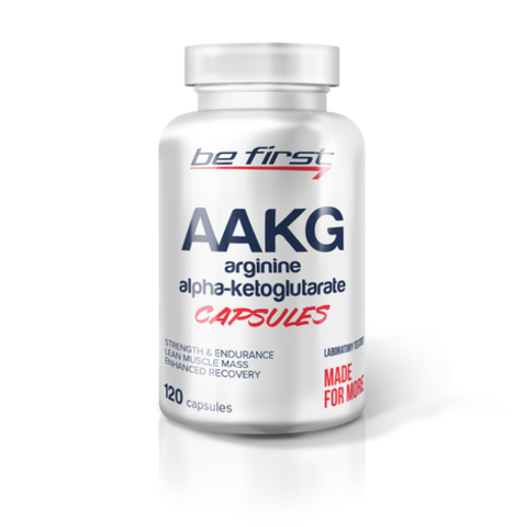 Be First AAKG 120 капсул