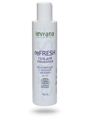 Levrana, Гель для умывания ReFresh, 200мл