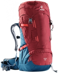 Deuter Fox 40 Cranberry-Steel - рюкзак туристический