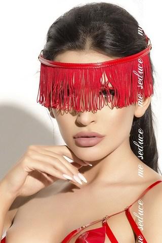 Повязка с бахромой Me Seduce красная