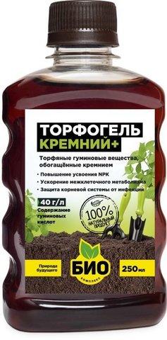 Торфогель Кремний+ 0.25л