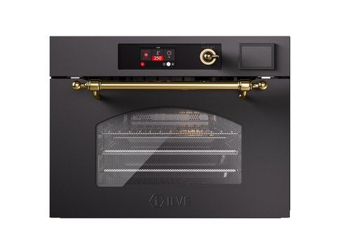 Духовой шкаф ILVE 645SNHSW Brass
